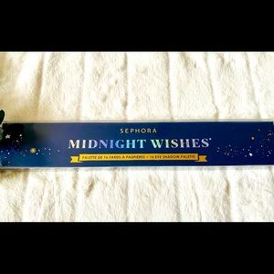 Sephora - Midnight Wishes Eyeshadow Palette (NWT)